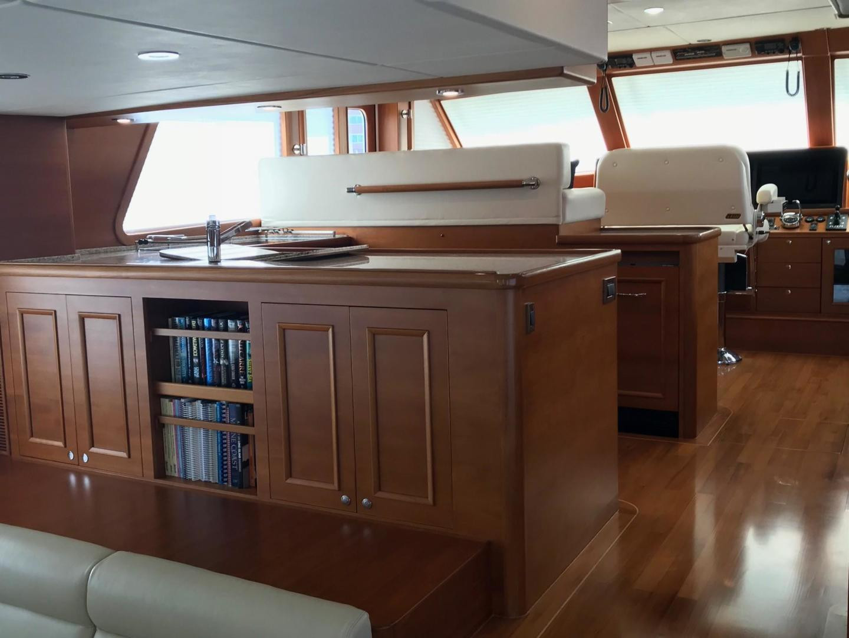 hardwood flooring stamford ct of cronos 2016 grand banks 72 aleutian rp staten island yachts with regard to launch gallery
