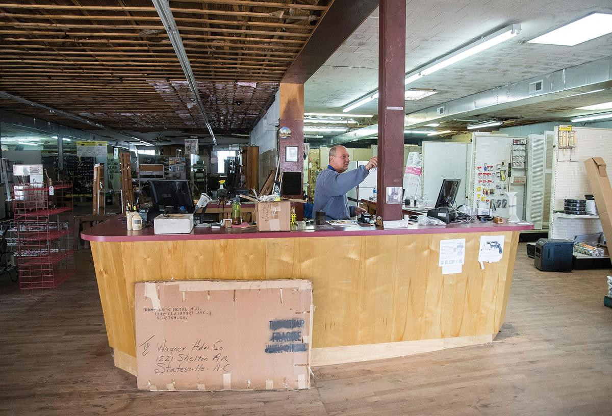 hardwood flooring statesville nc of wagner hardware building set for auction news statesville com with 11 11 wagnerhardware 1 jpg