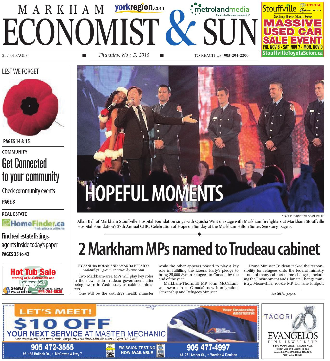 15 attractive Hardwood Flooring Store Markham 2021 free download hardwood flooring store markham of markham economist november 5 by markham economist sun issuu intended for page 1