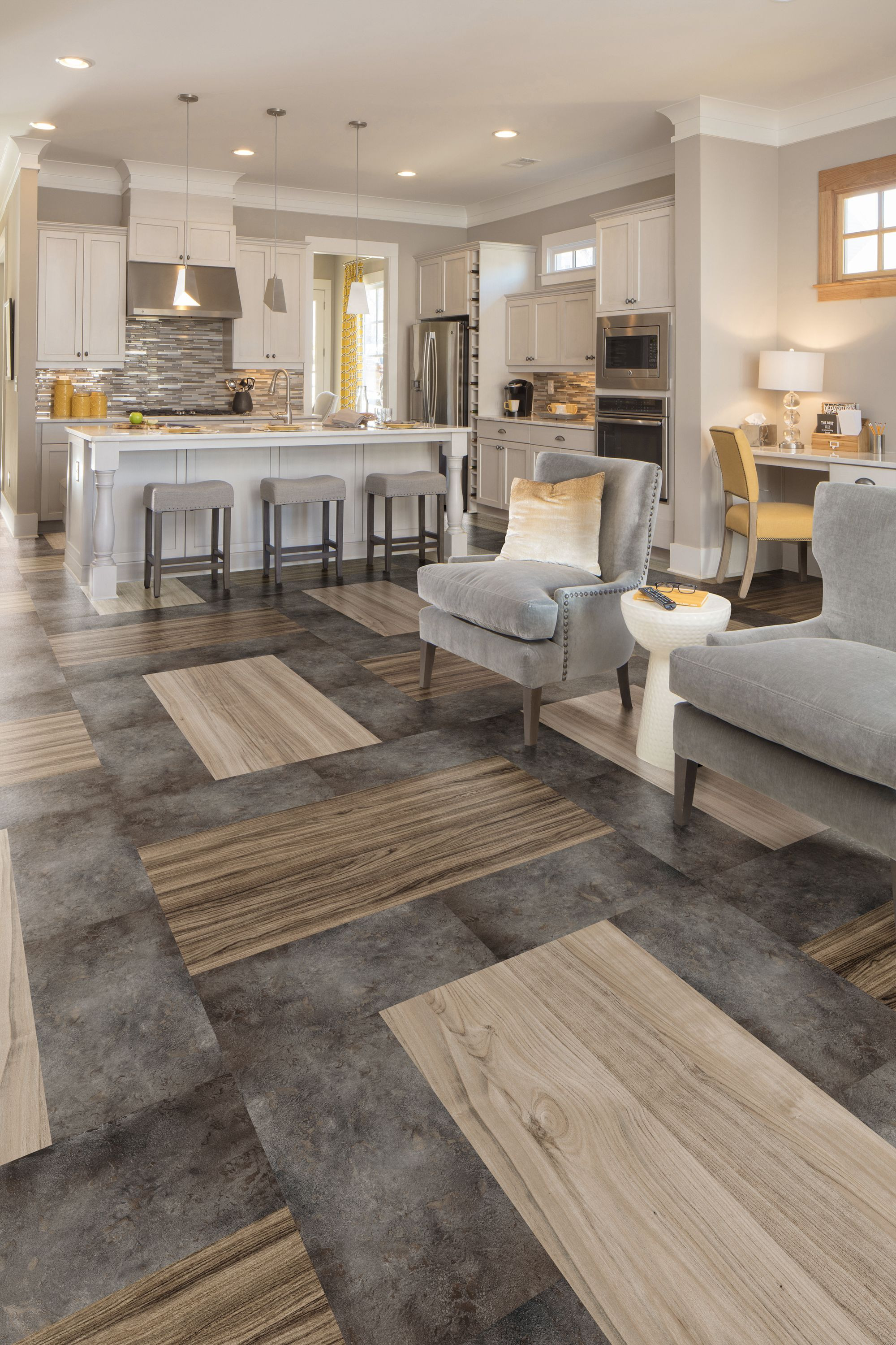 hardwood floors and tile flooring combination of do something out of the ordinary featuring luxury vinyl plank and throughout featuring luxury vinyl plank and tile point of