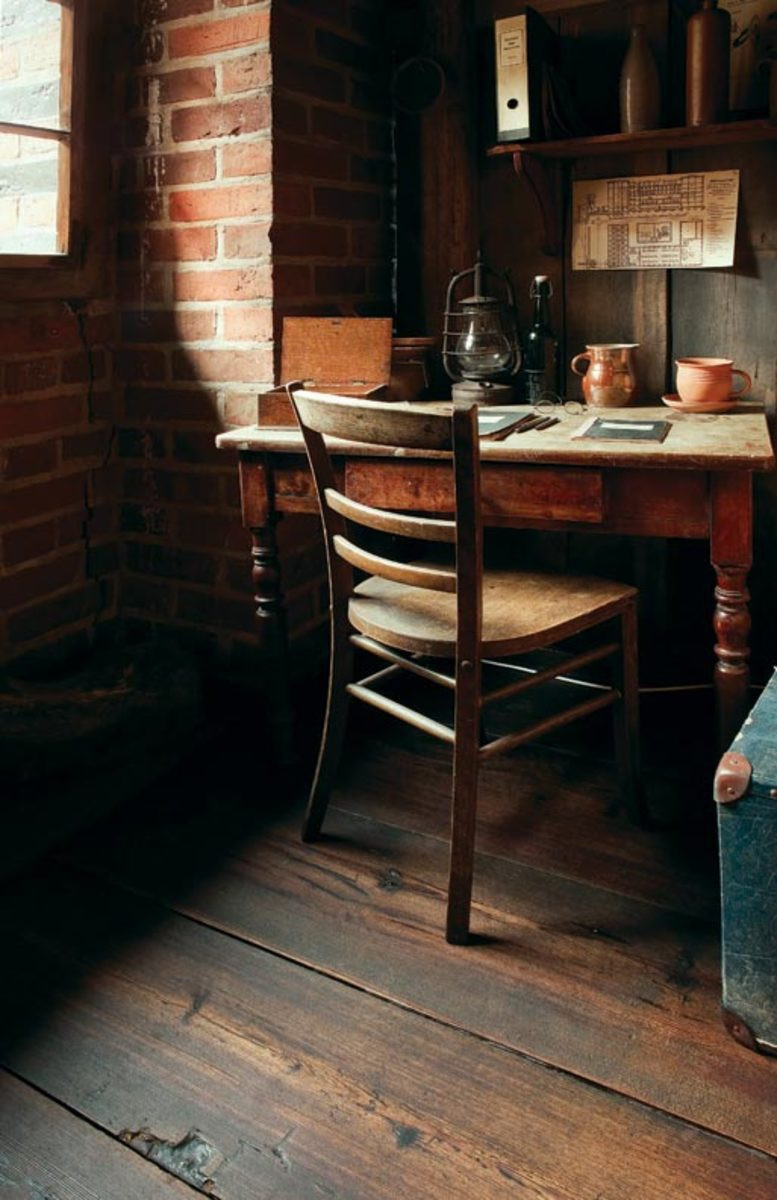 Hardwood Floors Next to Tile Of the History Of Wood Flooring Restoration Design for the Vintage with Reclaimed Wood Imparts the Look Of Centuries Old Boards