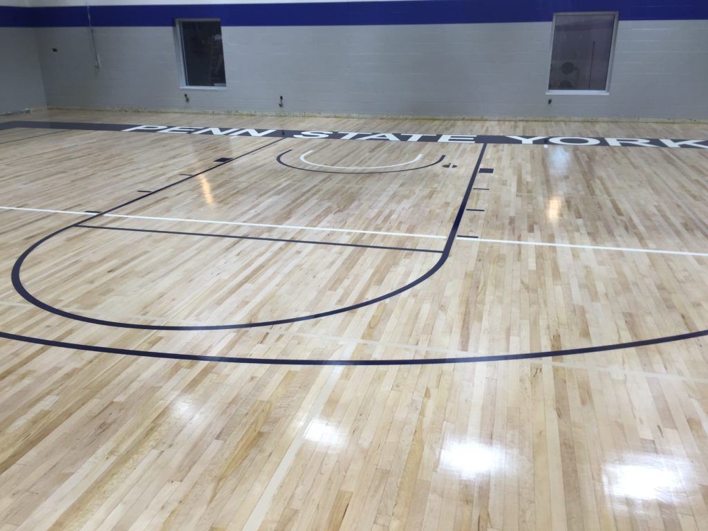 hardwood floors of lancaster pa of abacus sports installation photo gallery in penn