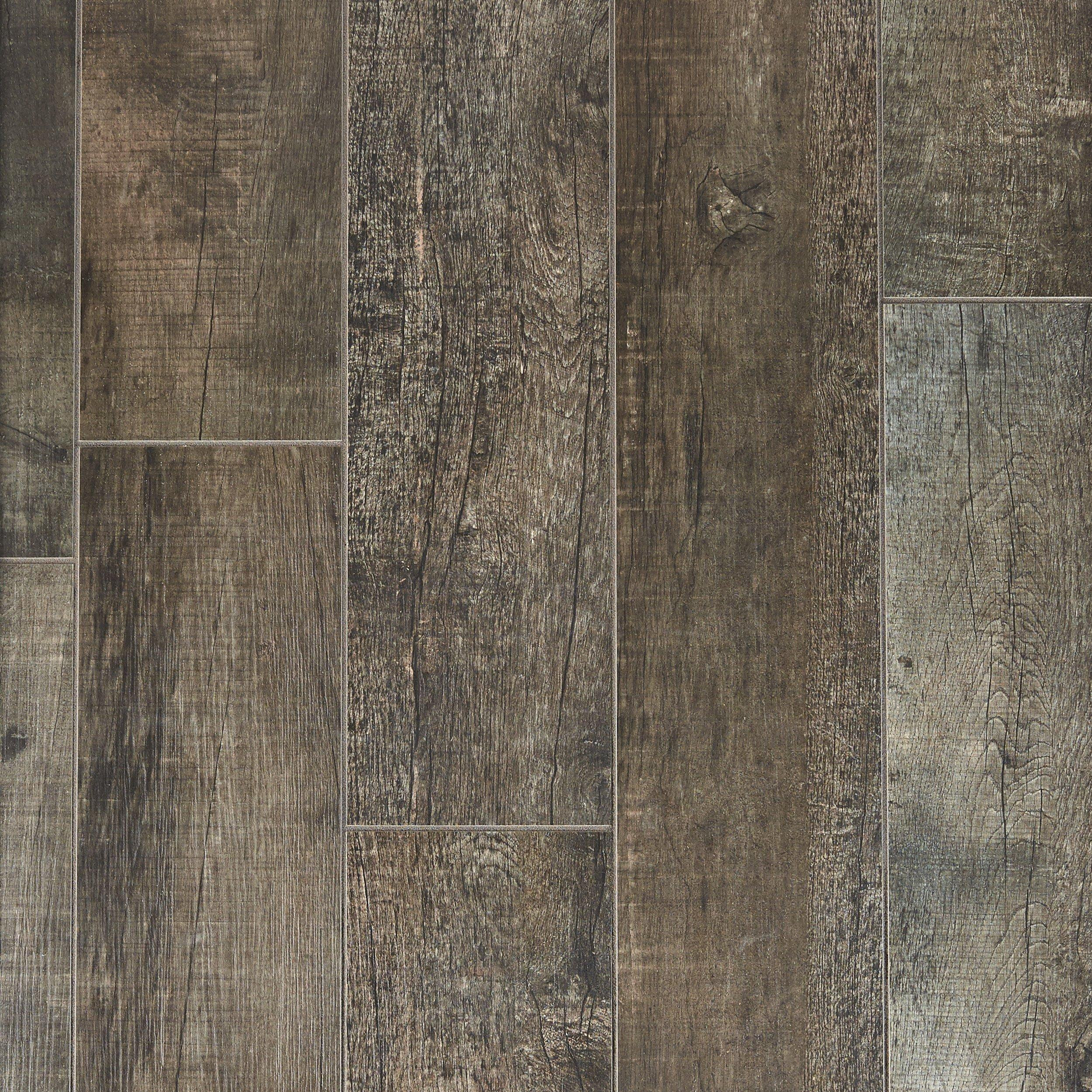 Hardwood Floors Vs Porcelain Tile Of Frontier Dark Wood Plank Porcelain Tile Country Kitchen for Frontier Dark Wood Plank Porcelain Tile