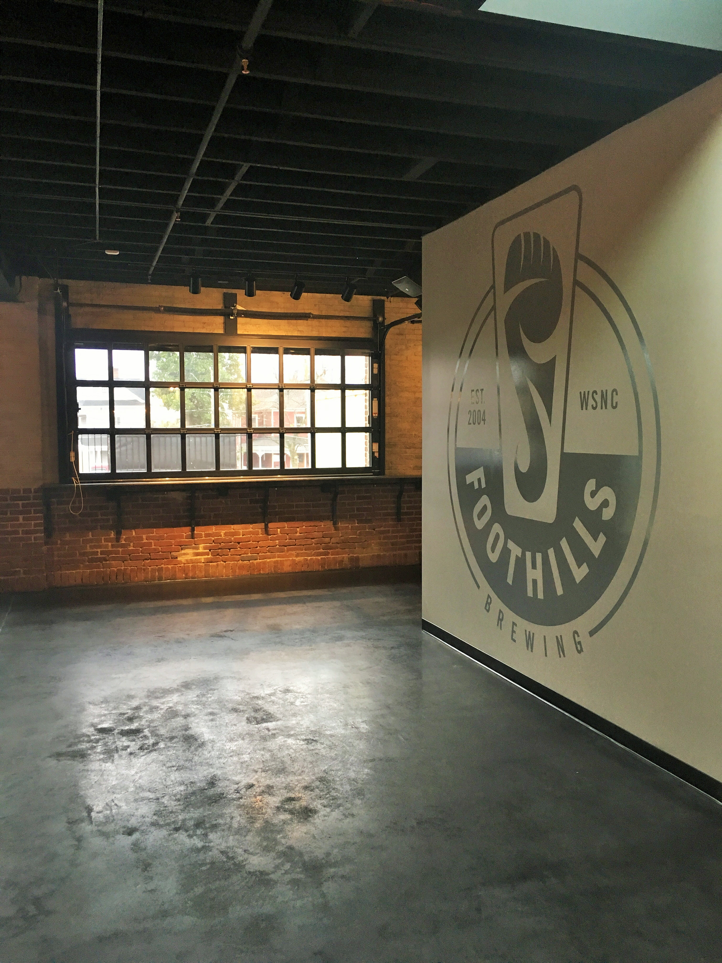 hardwood floors winston salem of historic wilsoncovingtonconstruction regarding venue in downtown winston salem nc by means of a lift the space was connected to the neighboring foothills brewpub and restaurant allowing the kitchen