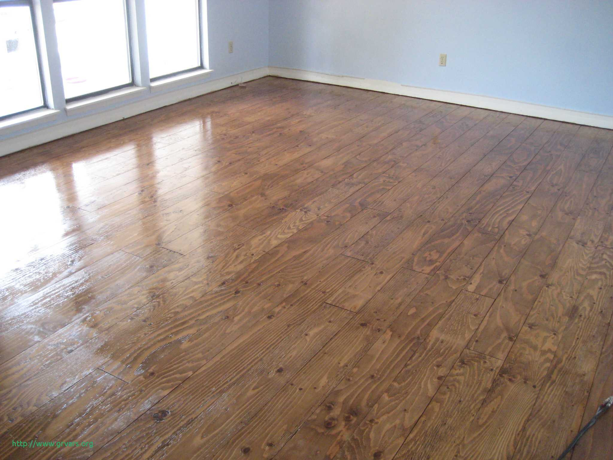 Hardwood Floors with Wood Trim