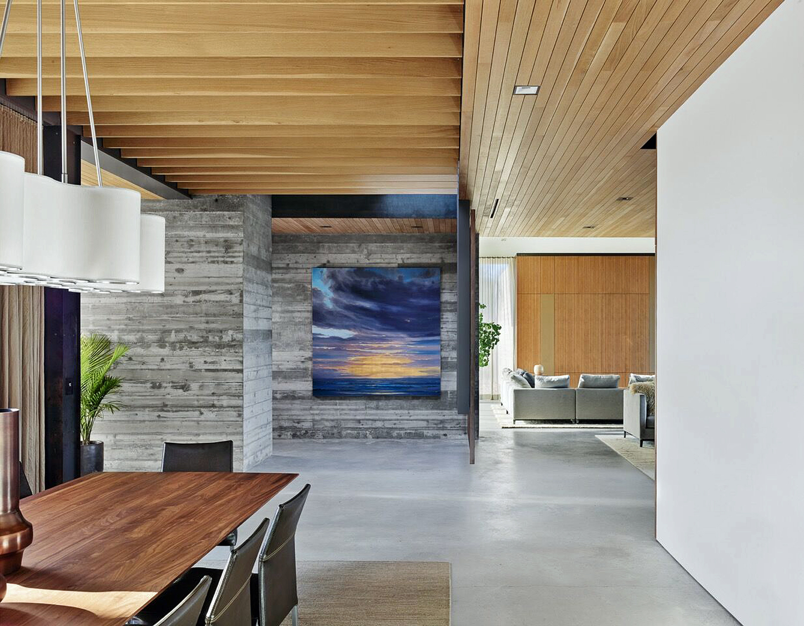hardwood on concrete basement floor of tips for building with board form concrete jlc online walls throughout tips for building with board form concrete jlc online walls decorative concrete concrete surfaces walls and ceilings