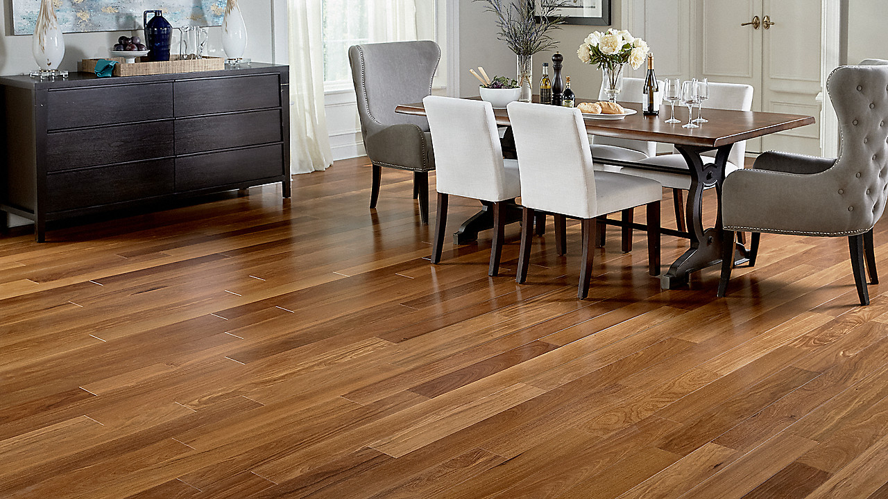 hardwood versus laminate flooring the truth of 3 4 x 5 cumaru bellawood lumber liquidators pertaining to bellawood 3 4 x 5 cumaru