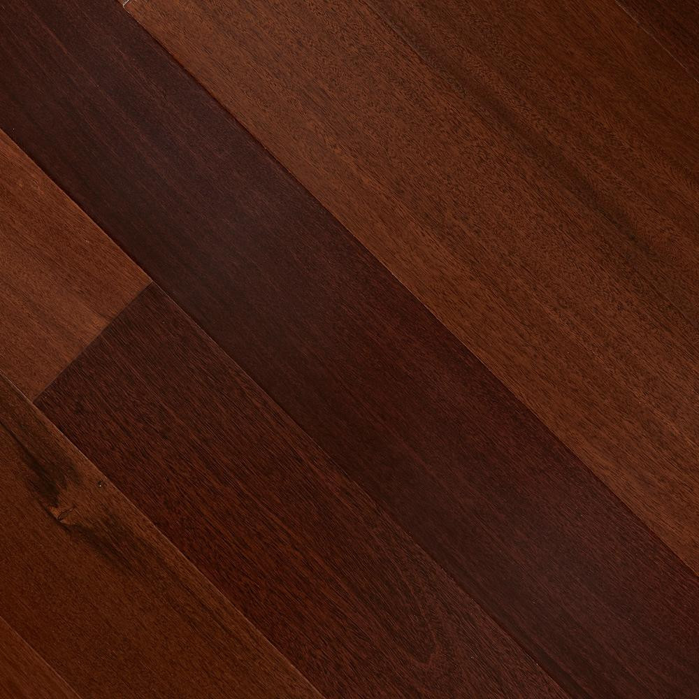 home depot hardwood flooring reviews of home legend brazilian walnut gala 3 8 in t x 5 in w x varying with this review is fromsantos mahogany 3 8 in t x 5 in w x varying length click lock exotic hardwood flooring 26 25 sq ft case