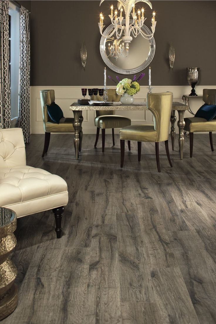 Homerwood Hardwood Flooring Reviews Of 31 Best Sensse Vinyl Flooring Images On Pinterest Pvc Flooring Throughout Charming Laminate Pallet Wood Floor Gorgeous Dining Room Design with Fascinating Circle Mirror Glamorous Dining Table and Chairs Charming