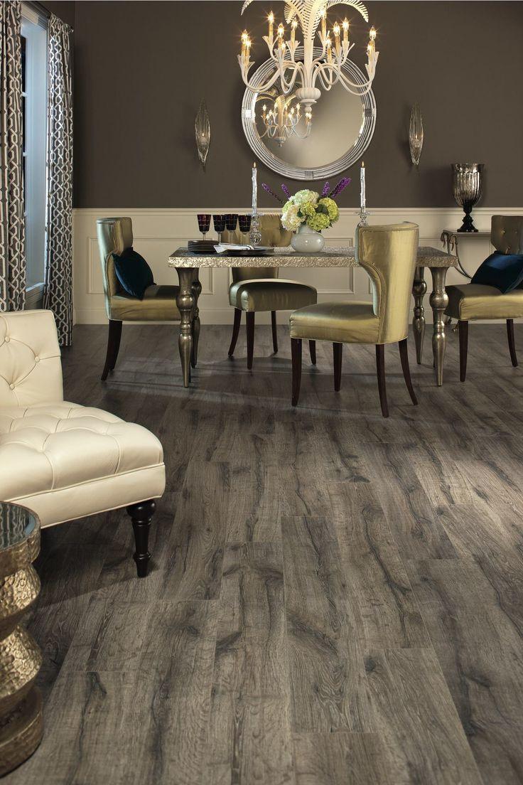 Heathered Oak Laminate Flooring
