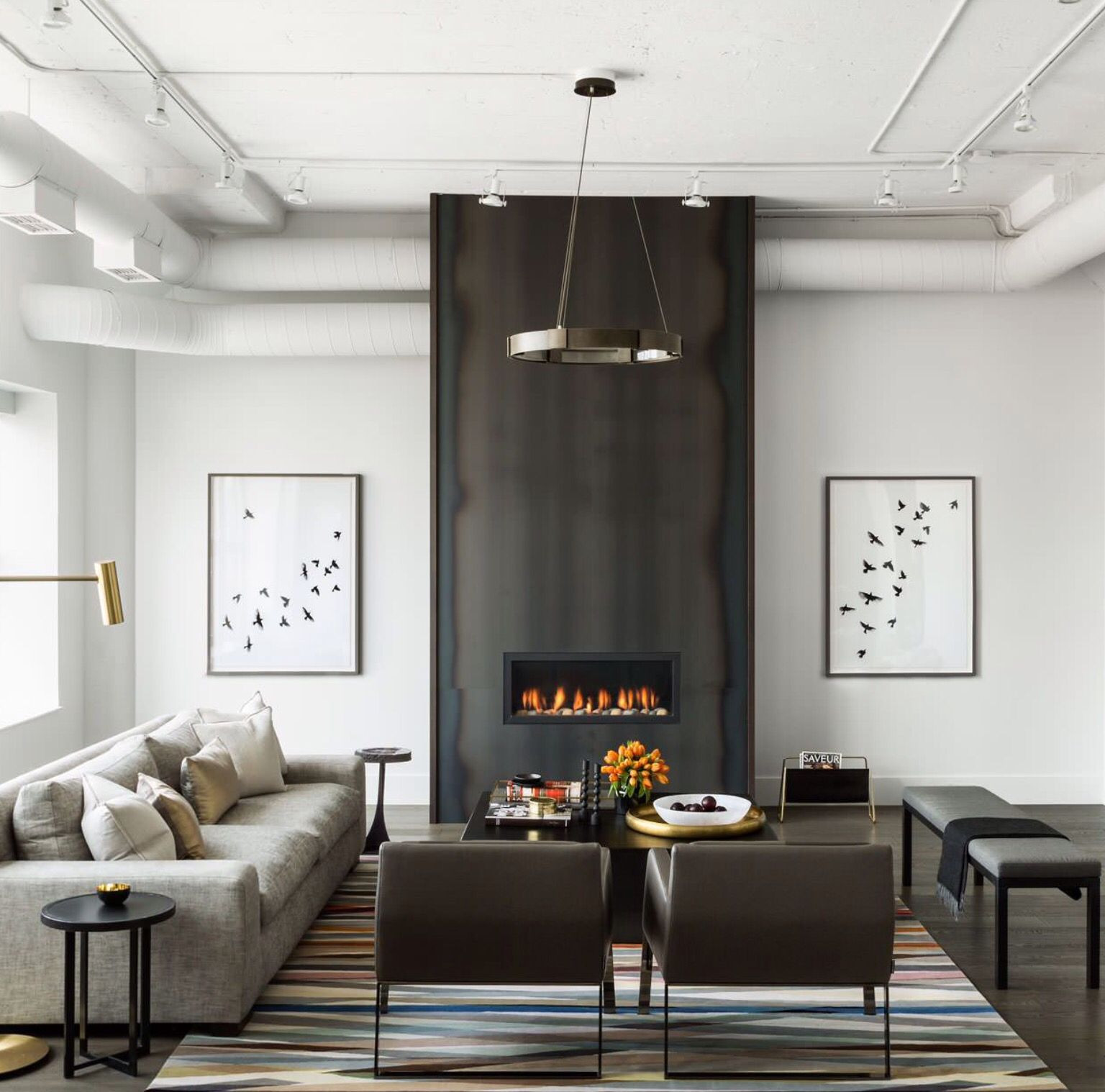 houzz living rooms with hardwood floors of this hot rolled steel fireplace surround is stunning uploaded from within this hot rolled steel fireplace surround is stunning uploaded from houzz croma design inc