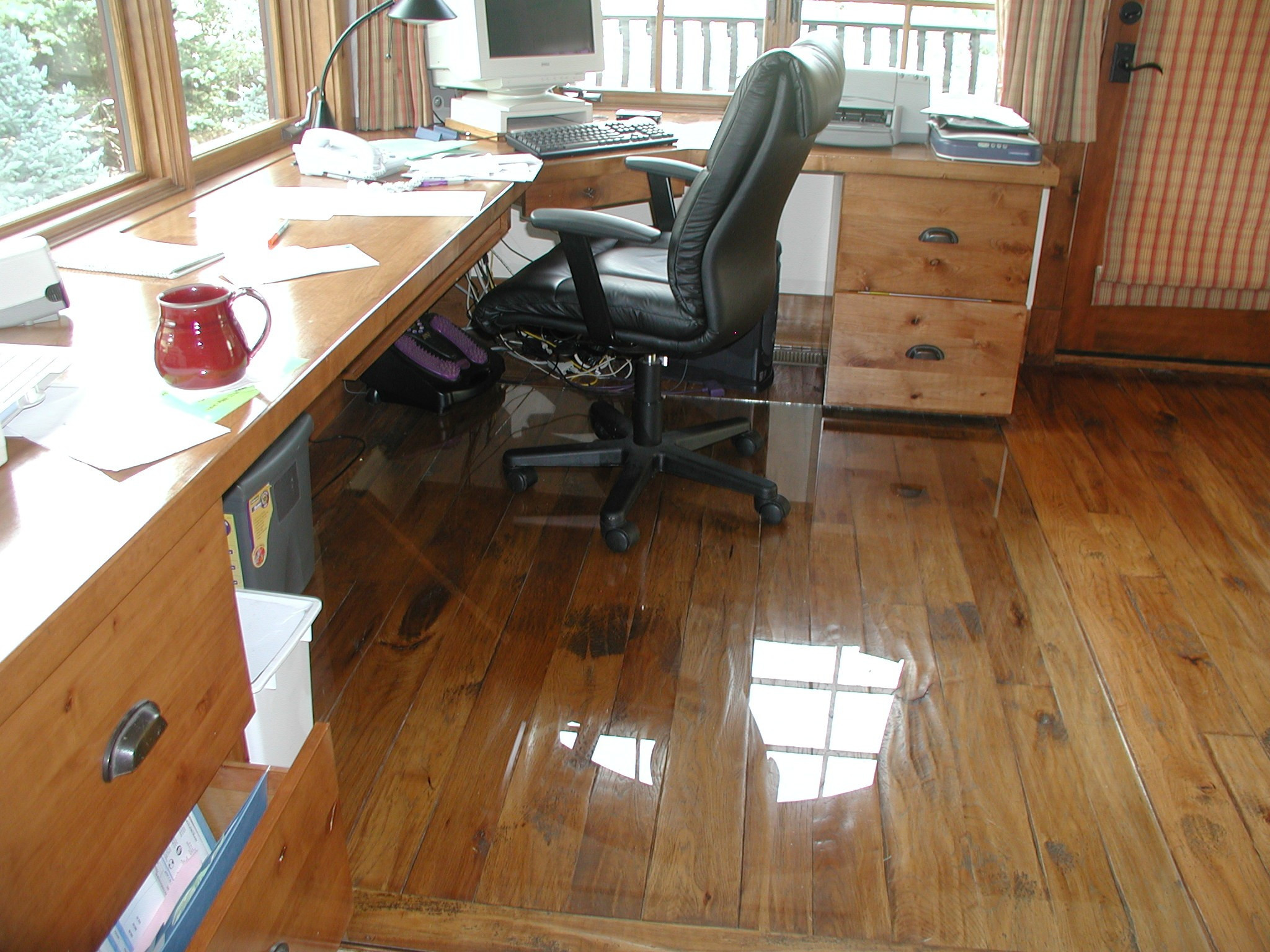 how do you install hardwood floors on a concrete slab of what to put under furniture on hardwood floors chair mat for floor throughout transparent hardwood floor chair mat