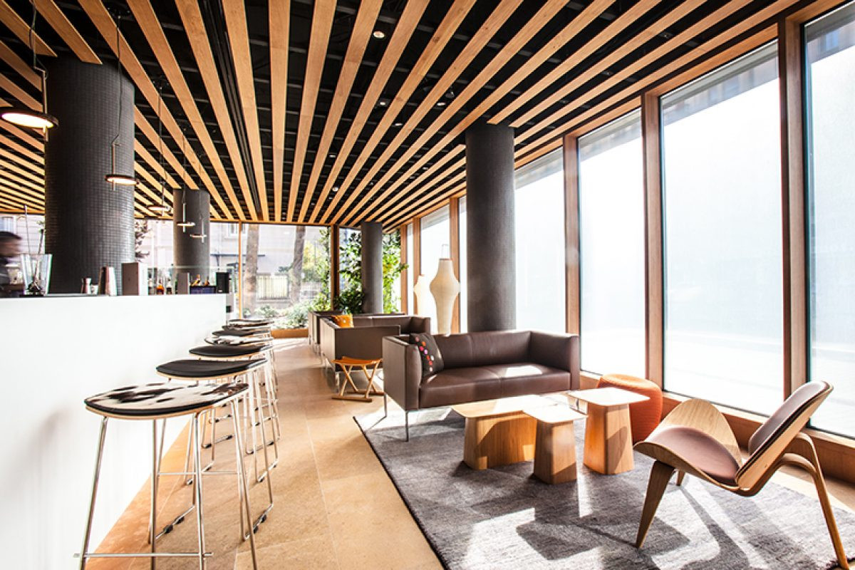 how good is bamboo hardwood flooring of case studies ilva brings the natural touch to od hotel barcelona regarding case studies ilva brings the natural touch to od hotel barcelona with its wood finishing solutions