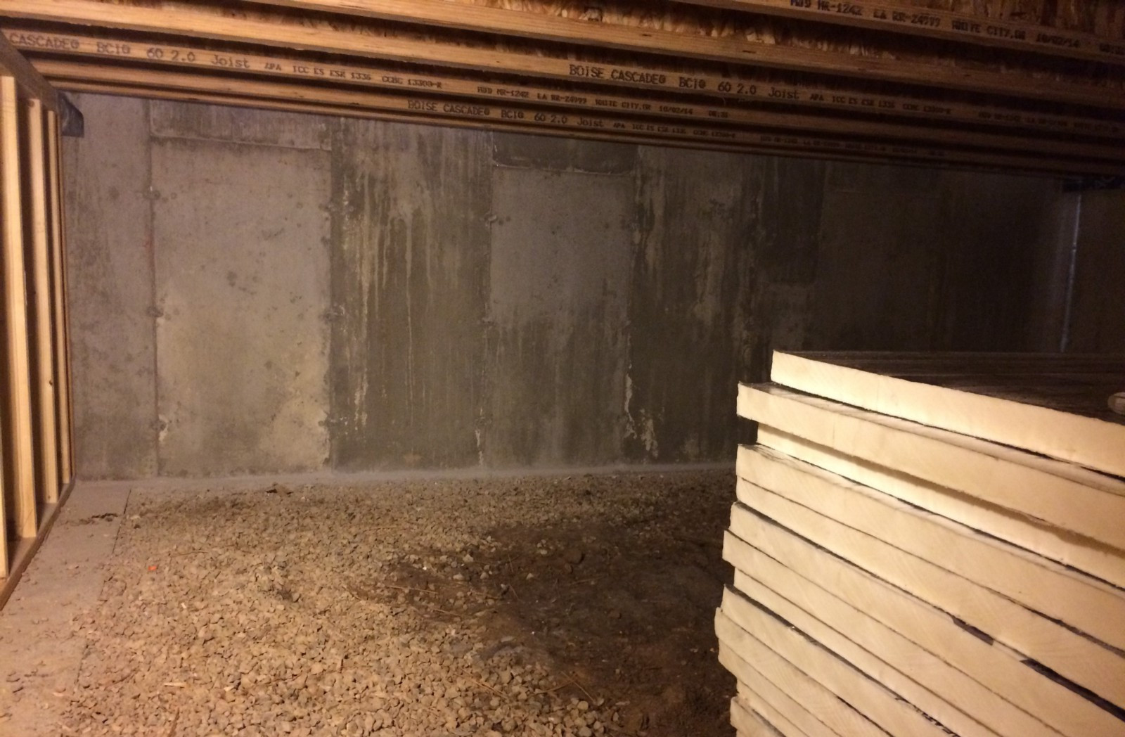how much cost to install hardwood floor of crawlin the walls rides and rivers within i volunteered to insulate the crawl space to save a bit on labor costs and be able to contribute to the building process at least in some small way