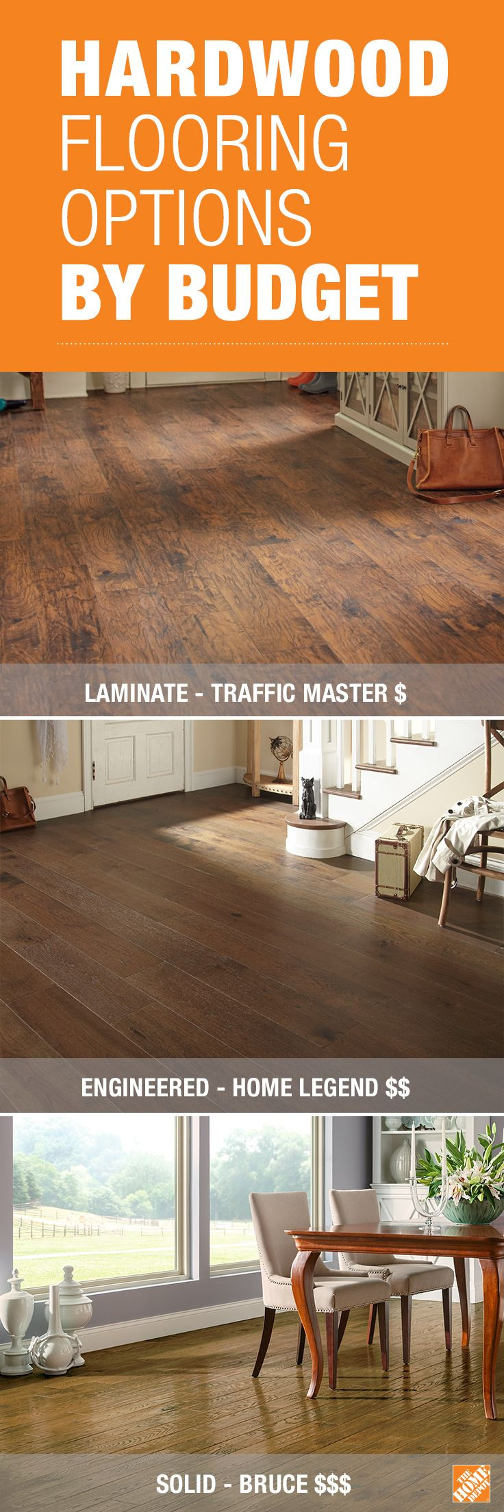 how much does home depot charge to install hardwood floors of no matter your budget with todays flooring you have several good for hardwood flooring at the home depot