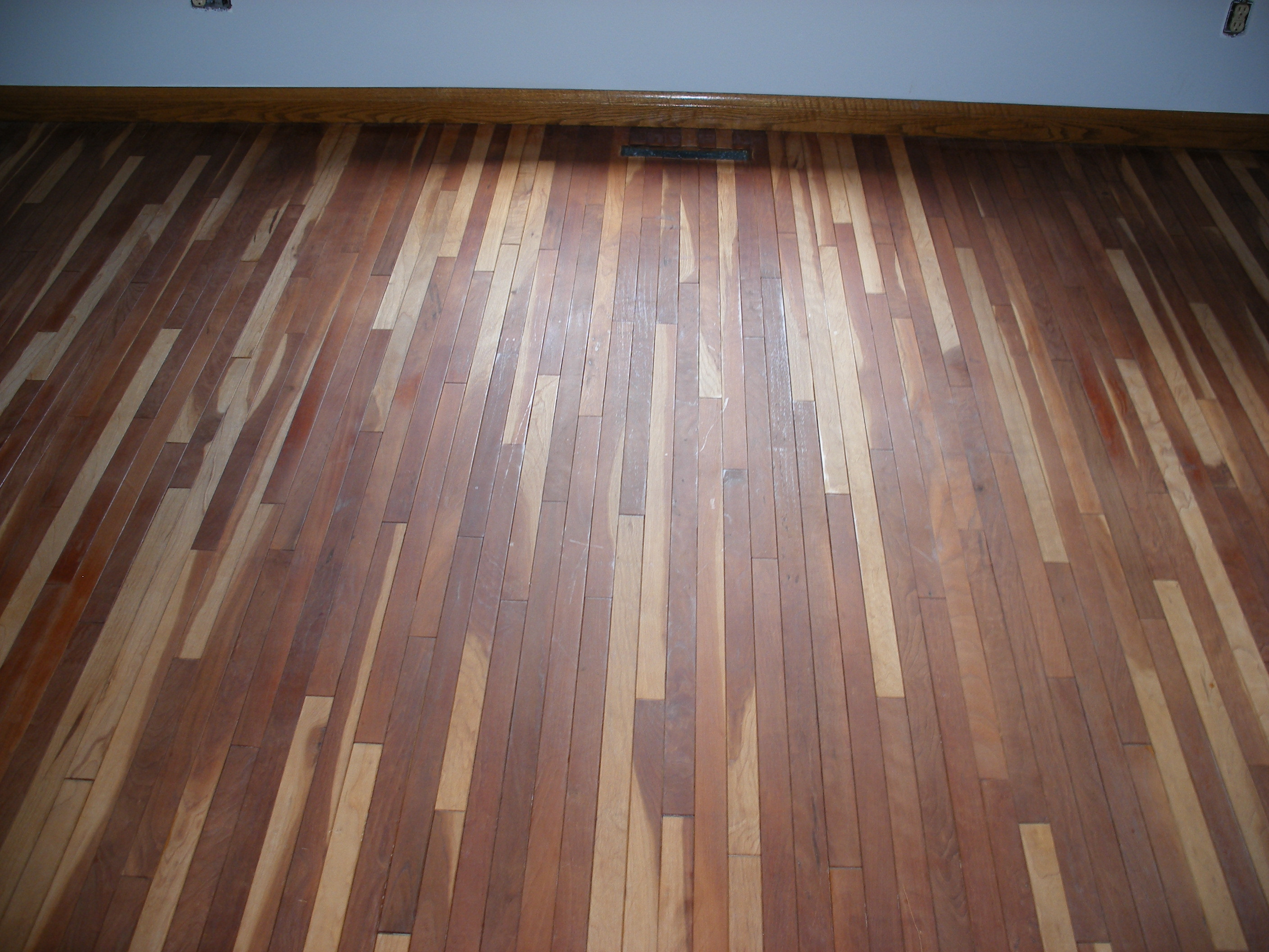 Staining Hardwood Floors Cost