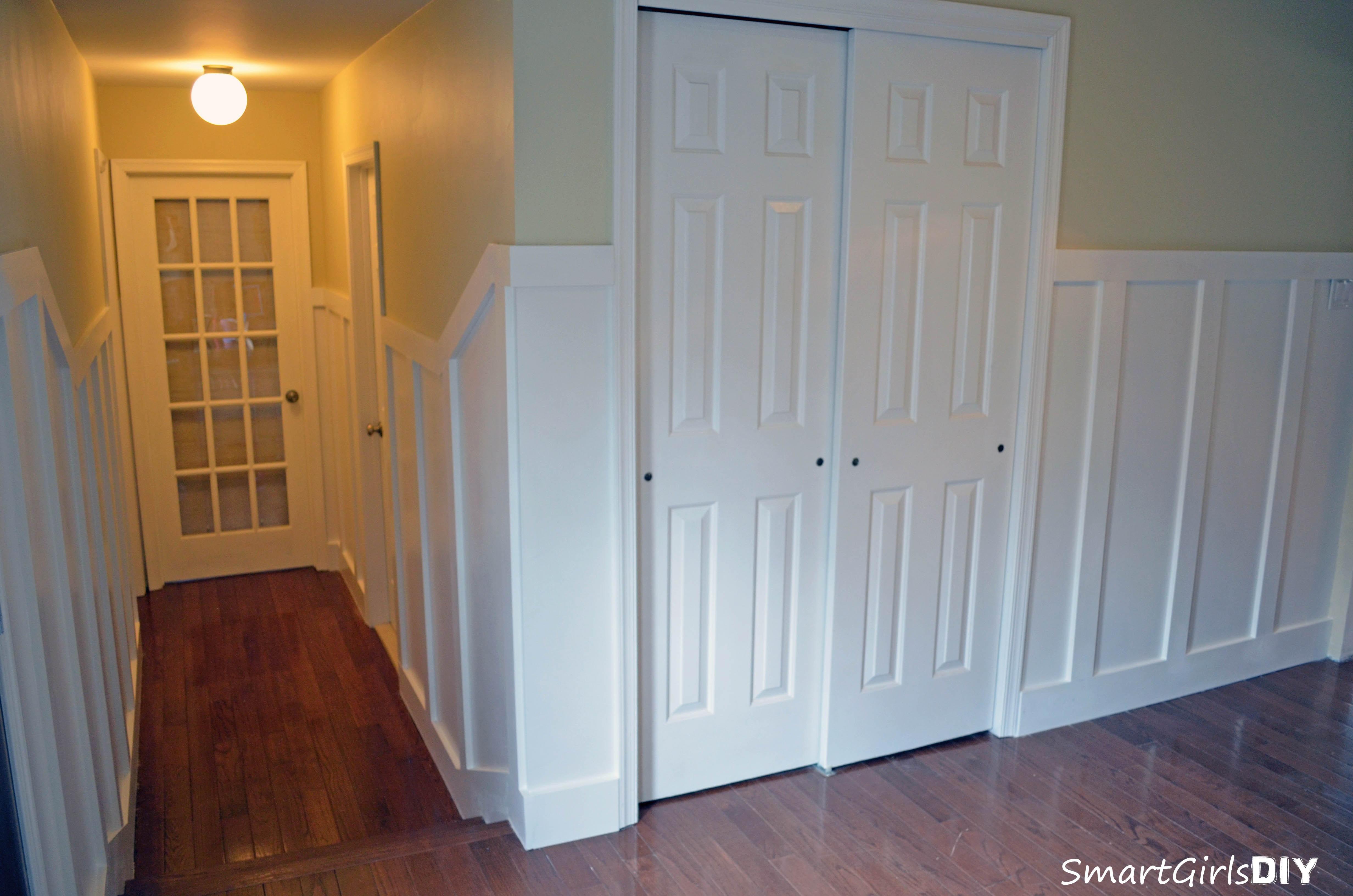 how should hardwood floor run of upstairs hallway 1 installing hardwood floors for diy board and batten