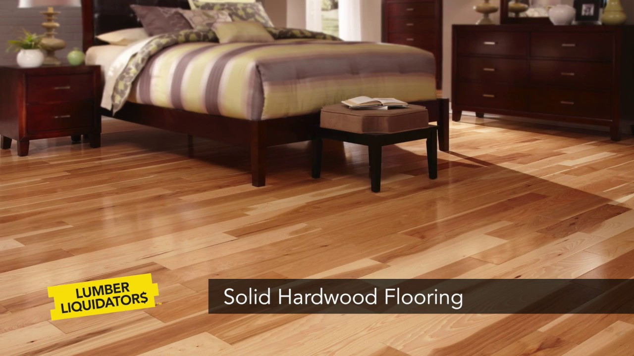 How to Fill Gaps In Hardwood Floors Of 3 4 X 3 1 4 Walnut Hickory Builders Pride Lumber Liquidators with Regard to Builders Pride 3 4 X 3 1 4 Walnut Hickory