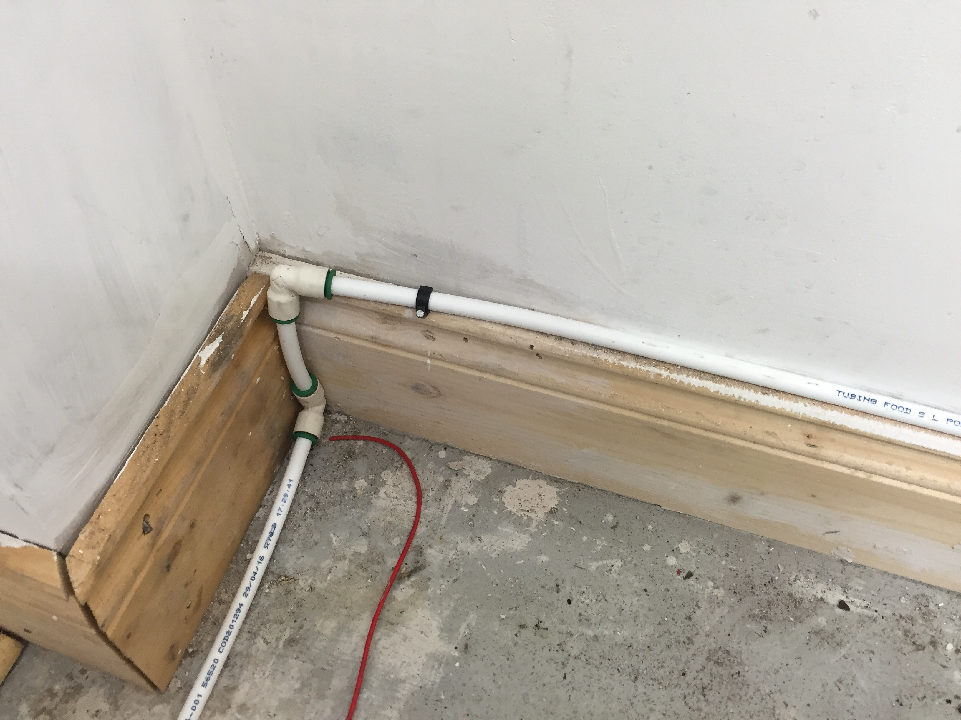 how to fix hardwood floor lifting of mid rise lift suck bang blow throughout i found it moved when the roadrunner tried to drive over it probably due to it being rear wheel drive we dont need to move it so we bolted it down