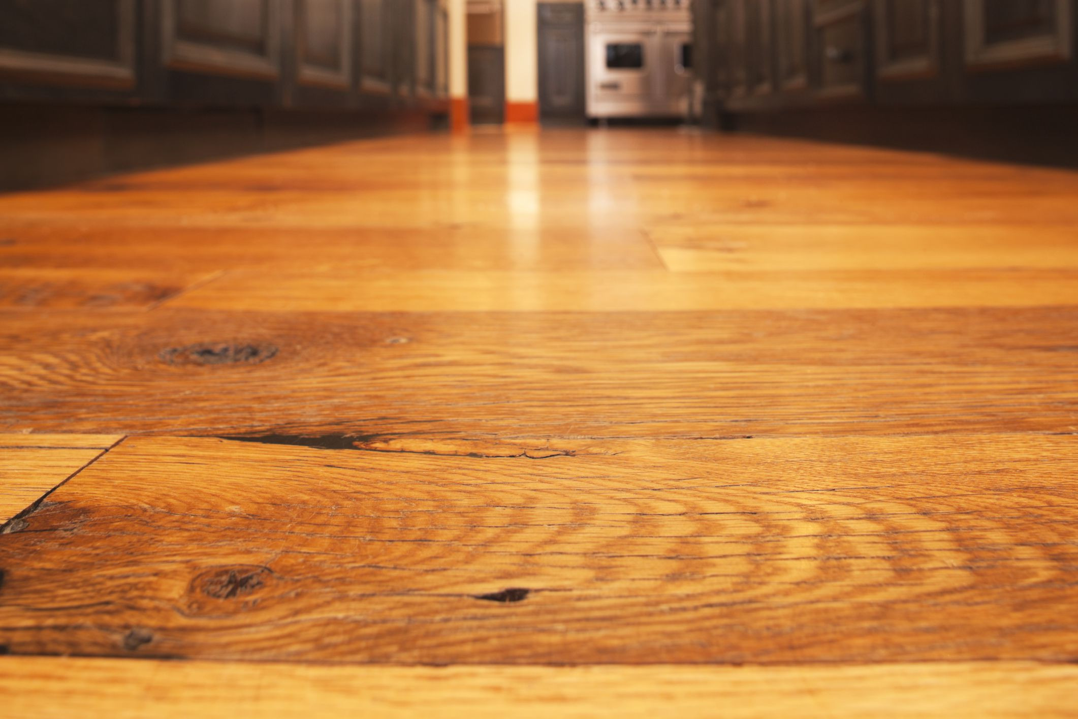 How to Fix Small Gaps In Hardwood Floors Of why A Microbevel is On Your Flooring Inside Wood Floor Closeup Microbevel 56a4a13f5f9b58b7d0d7e5f4