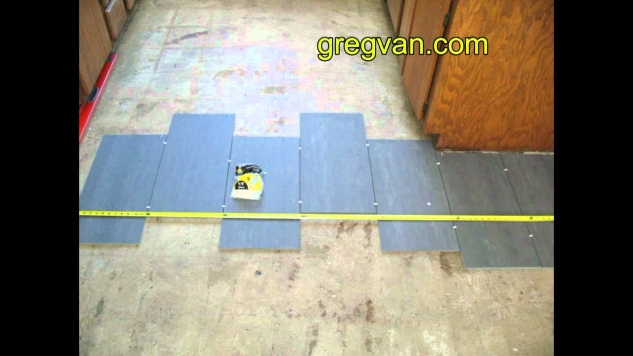 How to Install 3 4 Hardwood Flooring On Concrete Of Important Tile Layout Tips You Need to Know Contractor Secrets within Important Tile Layout Tips You Need to Know Contractor Secrets Youtube