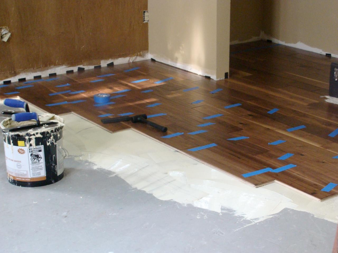 How To Install Engineered Hardwood Flooring On Concrete Slab Of 13 Luxury Homemade Floor Cleaner