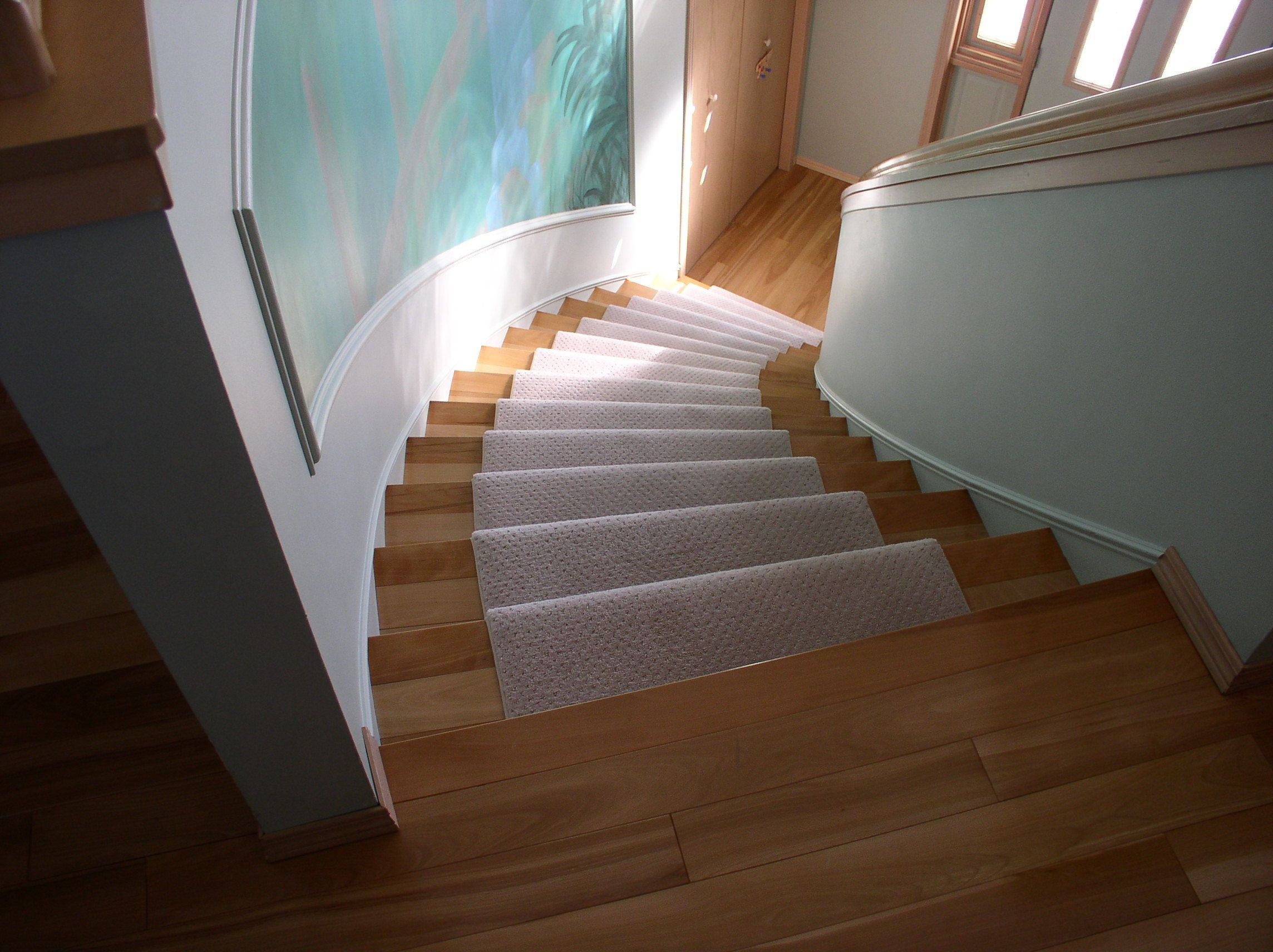 How to Install Engineered Hardwood Flooring On Stairs Of Friesen Floor Decor Preverco Yellow Birch Merisier Variation 3 Pertaining to Friesen Floor Decor Preverco Yellow Birch Merisier Variation 3 1