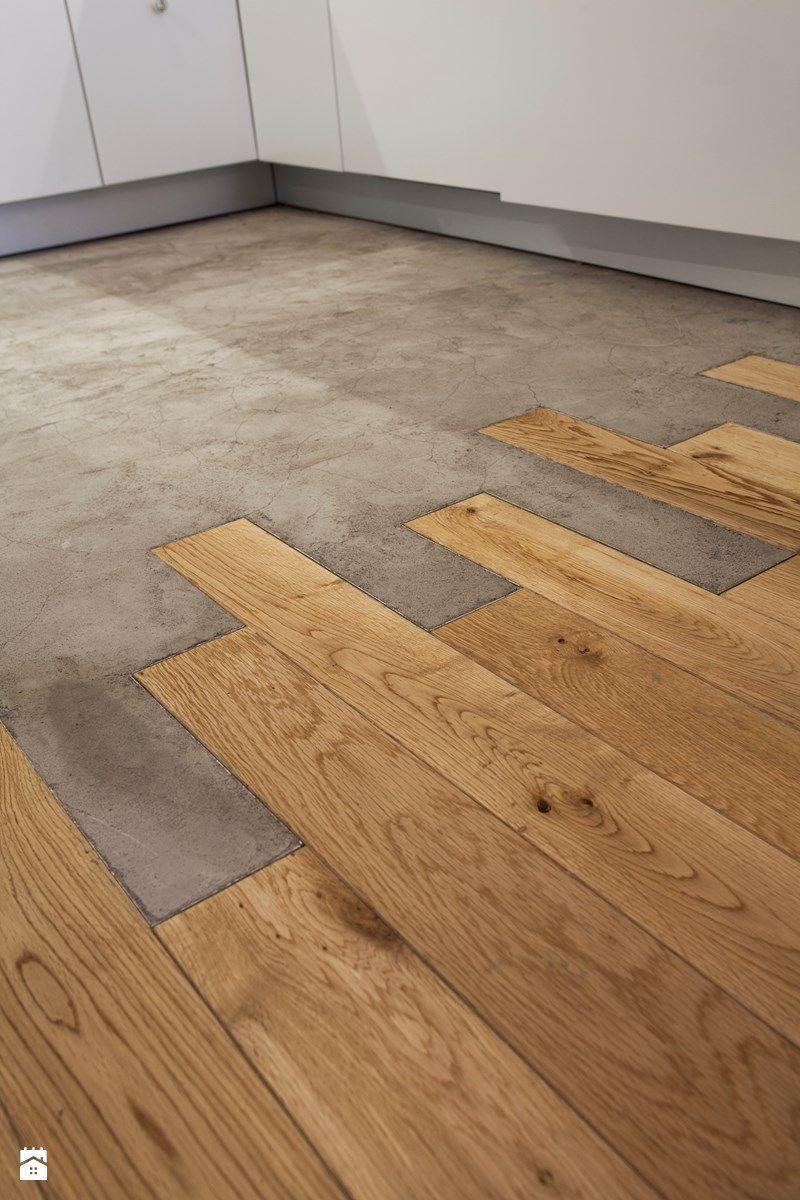 """How to Install Engineered Hardwood Flooring Over Concrete Of How to Z with Regard to Wood Flooring On Mieszkanie Dla Singla Kuchnia Styl Eklektyczny Zdja""""a""""¢cie Od Boho Ideas Of How to Install"""