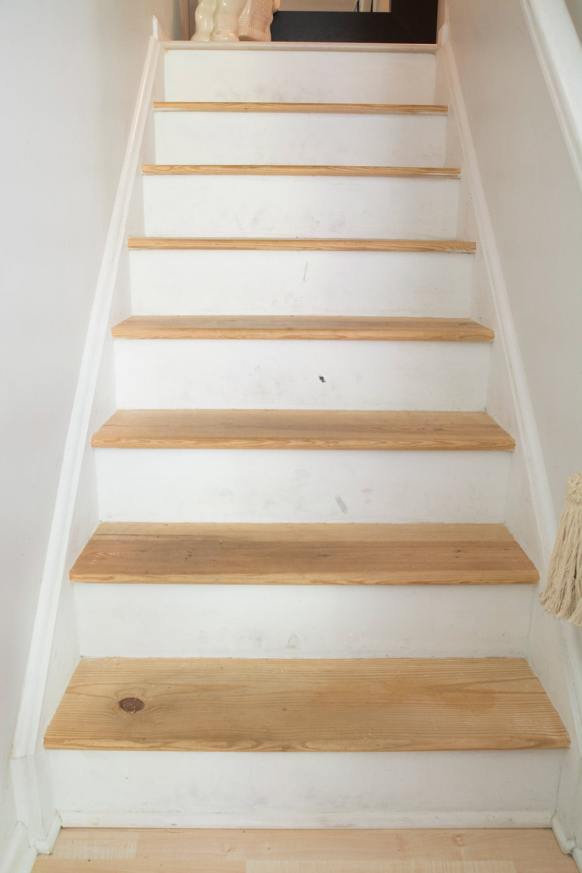 how to install hardwood flooring around stairs of removing carpet from stairs cuckoo4design pertaining to carpet stairs to wood tutorial