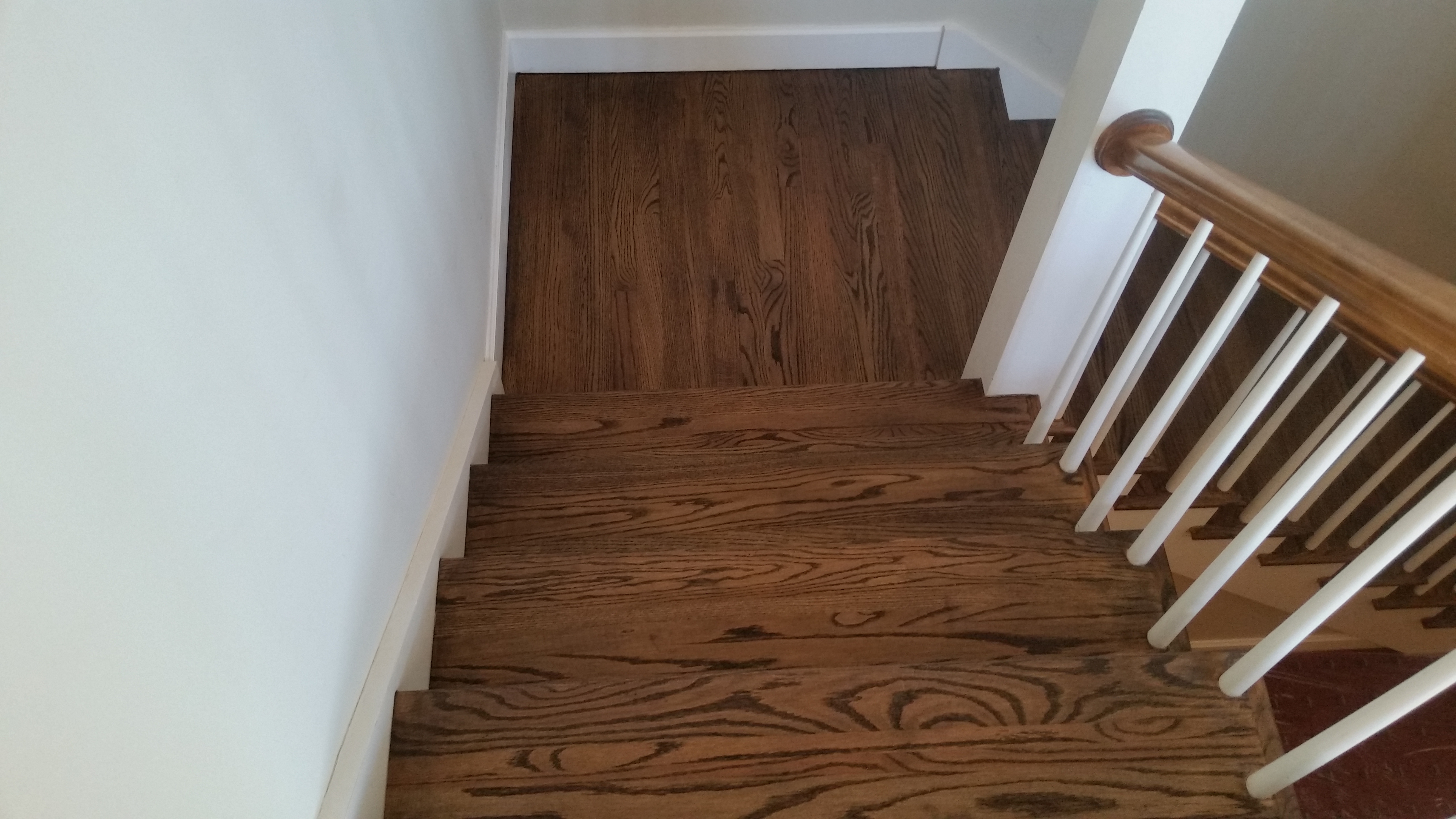 how to install hardwood flooring in a hallway of rochester hardwood floors of utica home within 20160520 161308resize