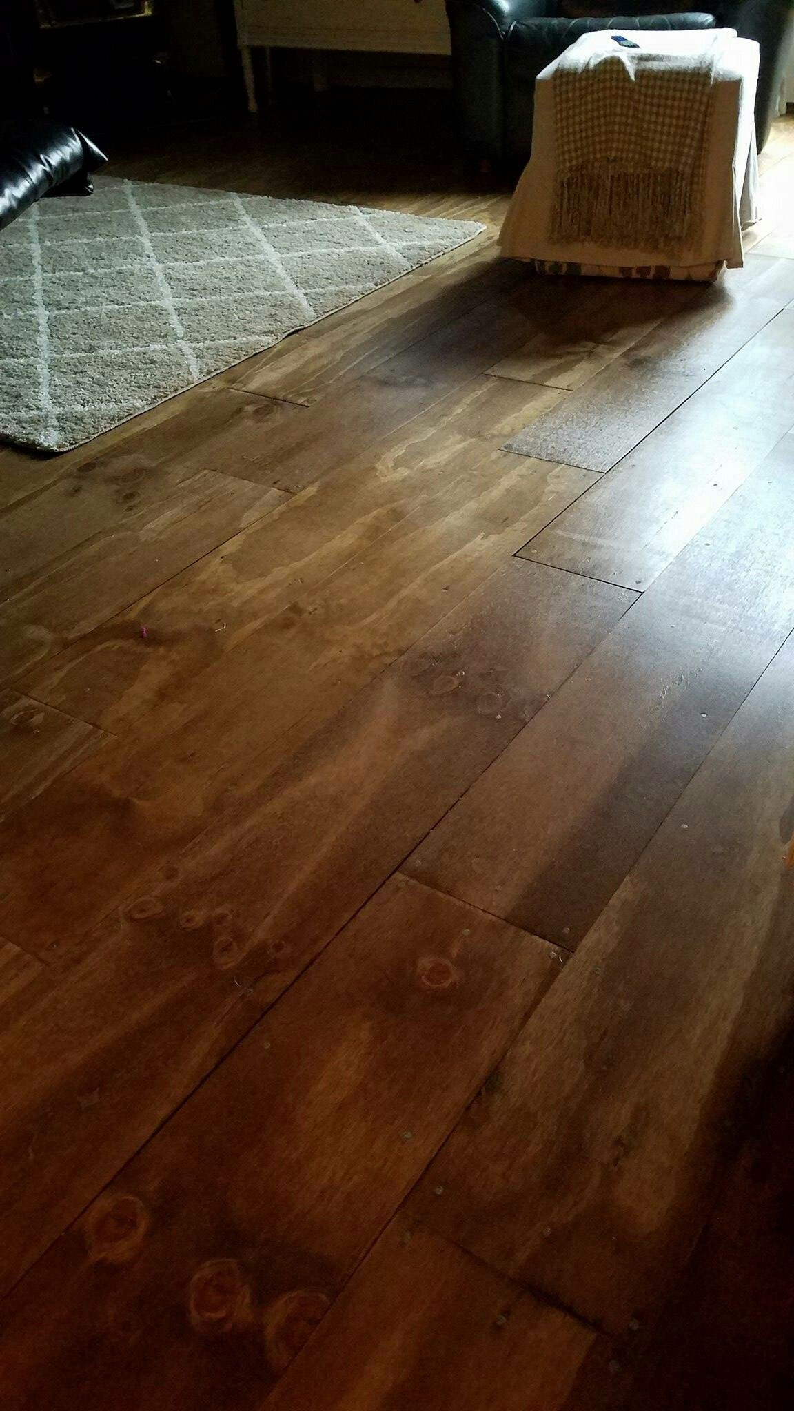 how to install hardwood flooring on plywood of ply wood floors that my friend hillary and i layed down farm in ply wood floors that my friend hillary and i layed down