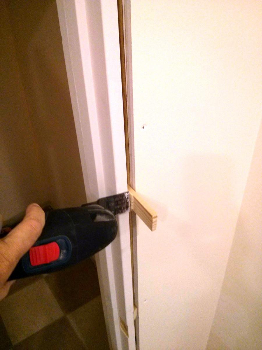 How to Install Hardwood Floors Around Doors Of Key to Installing A Pre Hung Door is Good Shimming orange County within Key to Installing A Pre Hung Door is Good Shimming orange County Register