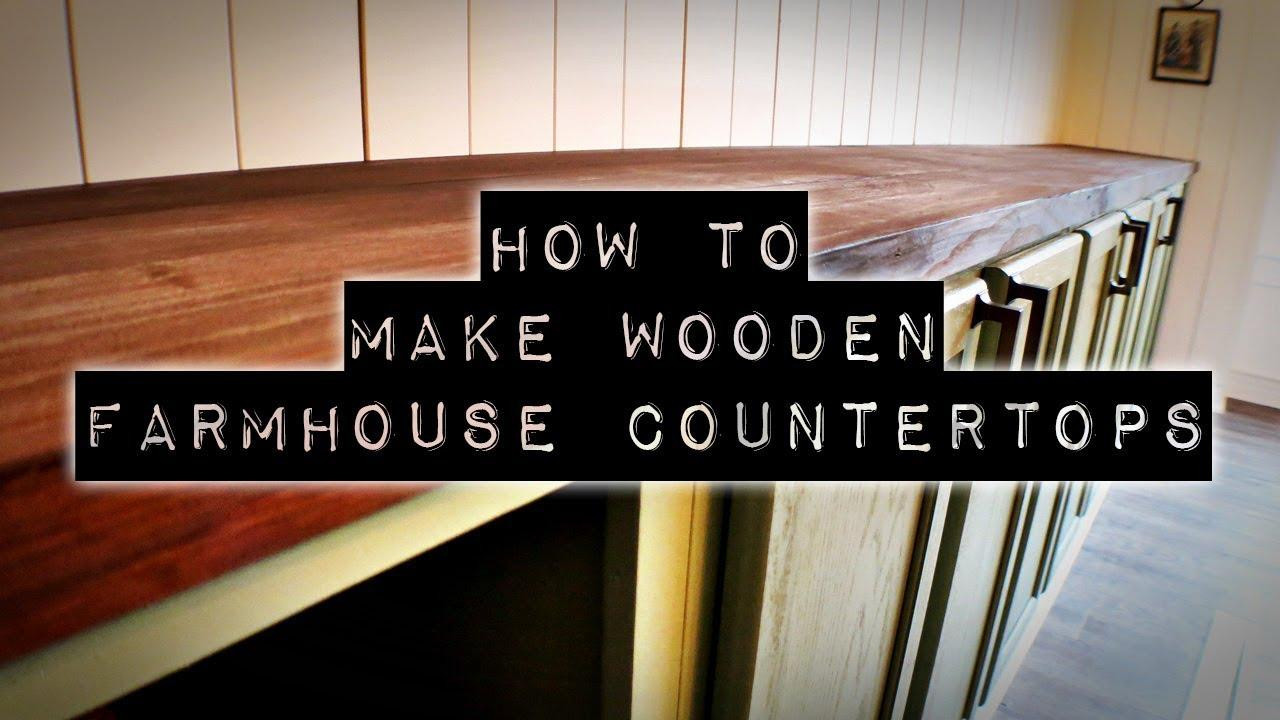 How to Install Hardwood Floors On A Slab Of New Of Diy Wood Countertops Pictures Artsvisuelscaribeens Com Regarding Diy Wood Countertops Awesome How to Make Diy Wooden Countertops