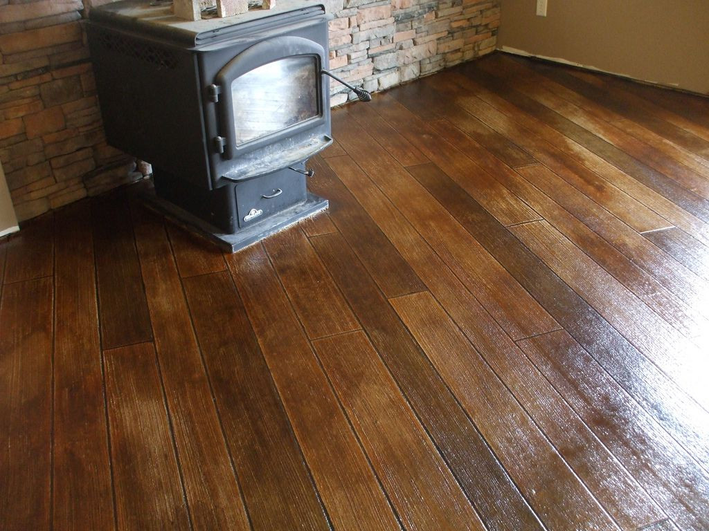 how to lay hardwood floor over concrete of affordable flooring options for basements in 5724760157 96a853be80 b 589198183df78caebc05bf65