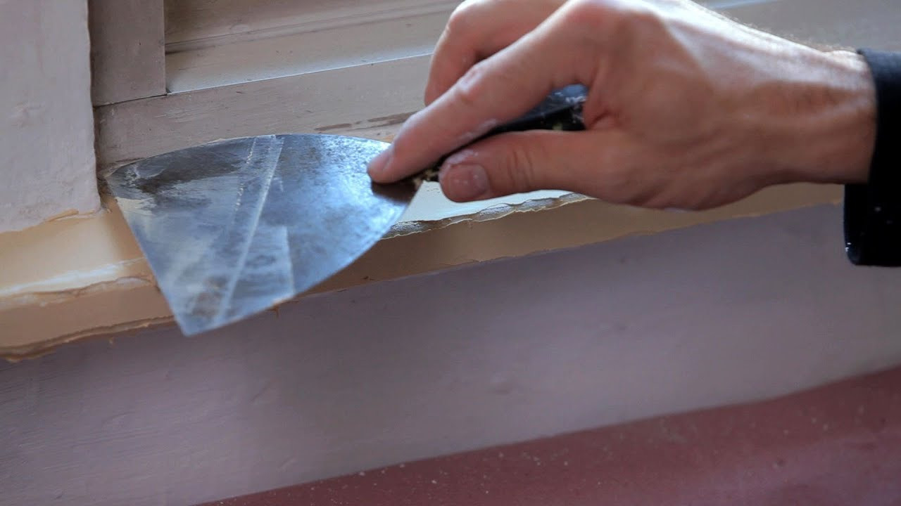 25 Perfect How to Make Wood Filler with Sawdust for Hardwood Floors 2021 free download how to make wood filler with sawdust for hardwood floors of how to fix wood molding house painting youtube within maxresdefault