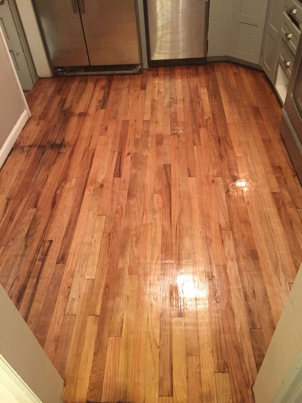 how to refinish hardwood floors with drum sander of diy hardwood floor refinishing refinished red oak hard wood floors regarding diy hardwood floor refinishing refinished red oak hard wood floors found under vinyl flooring in