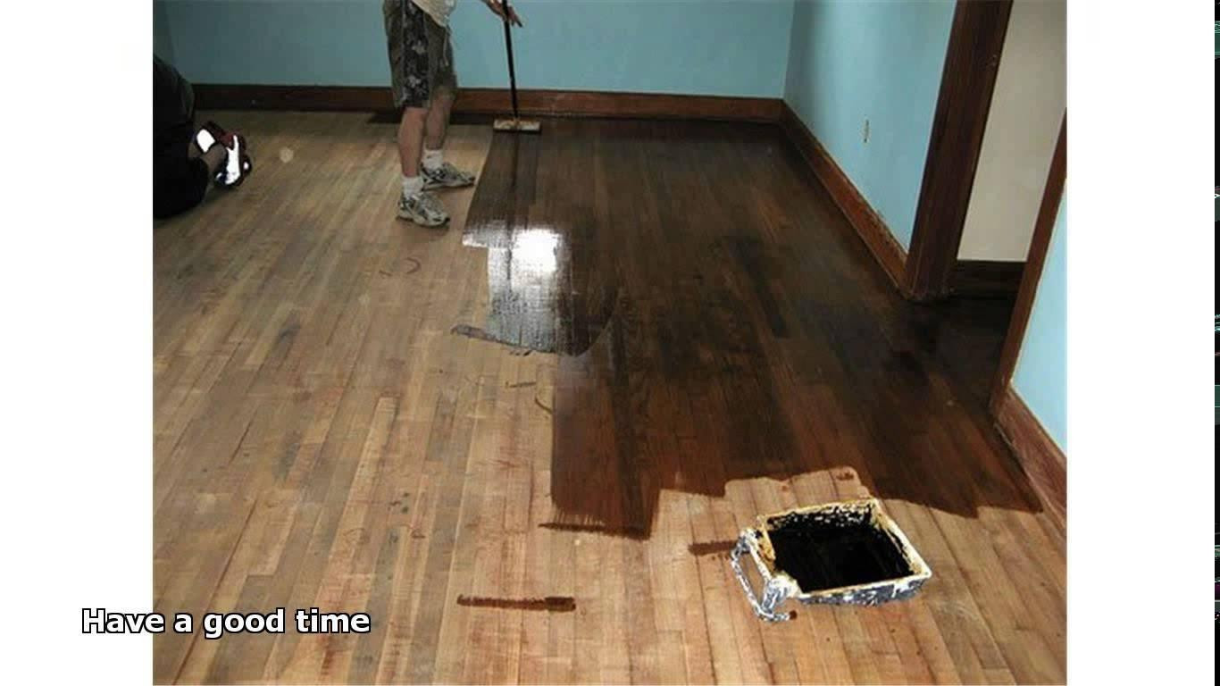 How to Refinish Hardwood Floors with Pet Stains Of Luxury Of Diy Wood Floor Refinishing Collection with Painting Wood Floors Youtube Elegant Amusing Refinishingod Floors Diy Network Refinish Parquet without 21 Fresh