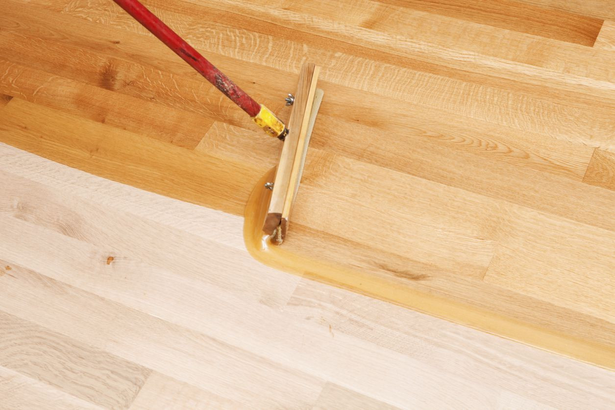 How to Refinish Hardwood Floors Yourself without Sanding Of Instructions On How to Refinish A Hardwood Floor In 85 Hardwood Floors 56a2fe035f9b58b7d0d002b4