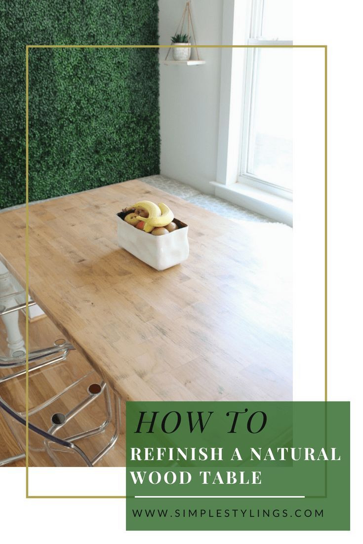how to restore hardwood floors yourself of how to refinish a natural wood dining room tabletop easy diy bhgs within how to refinish a natural wood dining room tabletop easy diy bhgs best home decor inspiration pinterest