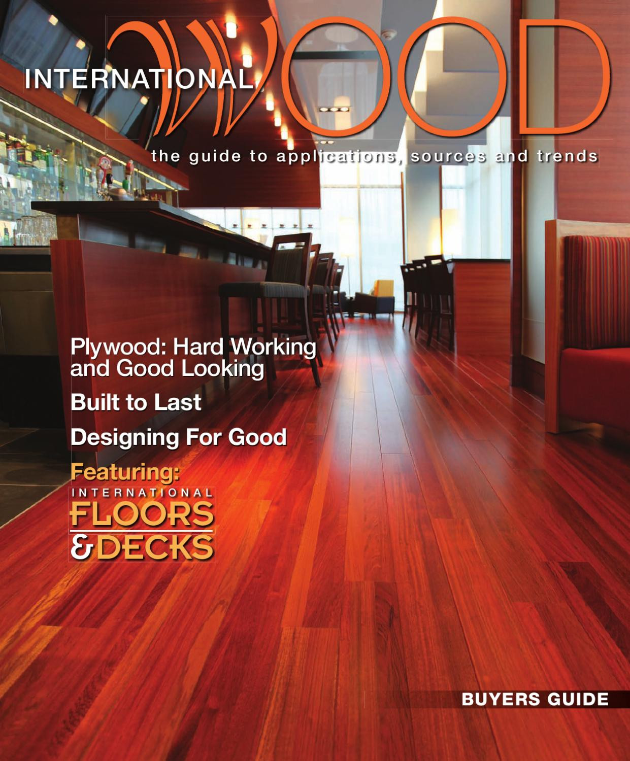 how to stack hardwood flooring for acclimation of international wood by bedford falls communications issuu throughout page 1
