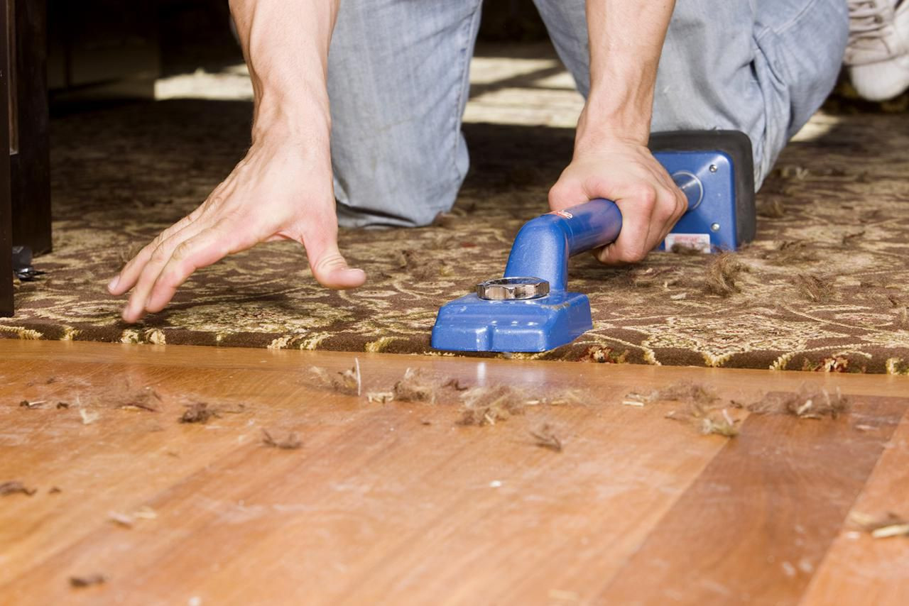 How to Stain A Hardwood Floor by Hand Of Carpet Vs Hardwood Flooring Inside Hardwood Flooring