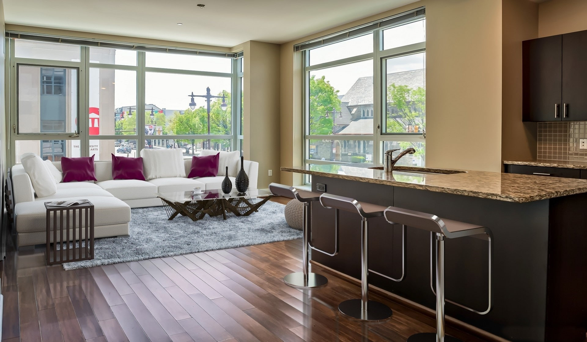 imperial walnut hardwood flooring of 100 best studio apartments in philadelphia pa with pics for 2103f03efd84746a4441c5a361bc74cd