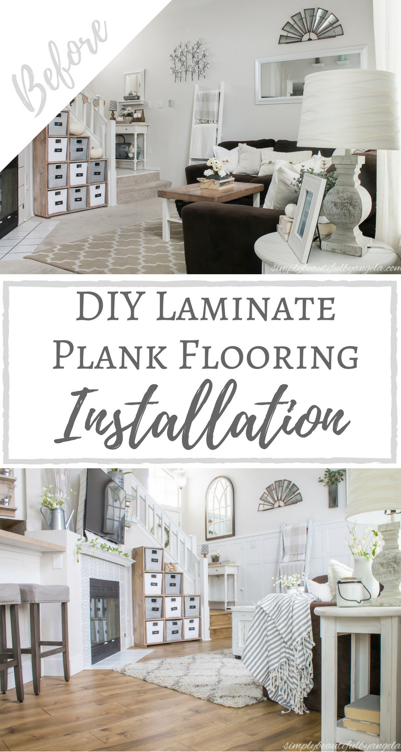 Installing Floating Hardwood Floors Yourself Of Diy Laminate Plank Flooring Installation Throughout Diy Floating Plank Laminate Flooring Pergo Installation