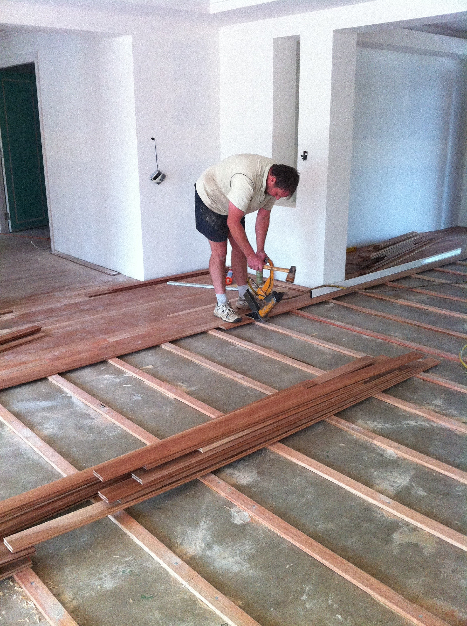 Installing Hardwood Floors On Concrete Slab Of Fresh Hardwood Flooring Dimensions Address Db Inside How to Lay Wooden Floorboards Timber Flooring Installation Floors Austral On Floor Laminate Flooring Dimensions Fresh