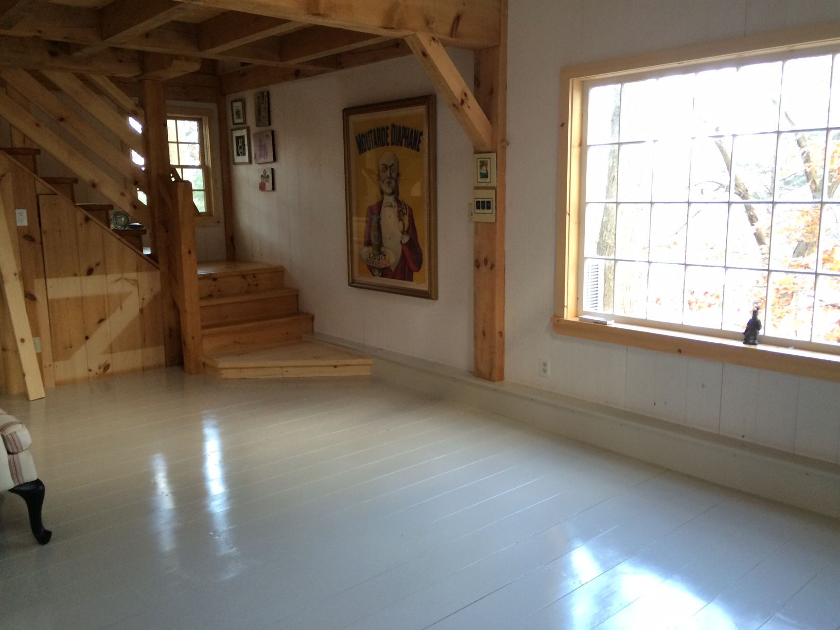 installing hardwood floors on concrete subfloor of in this picture we installed an insulated wood floor over a concrete with in this picture we installed an insulated wood floor over a concrete slab with frost wall