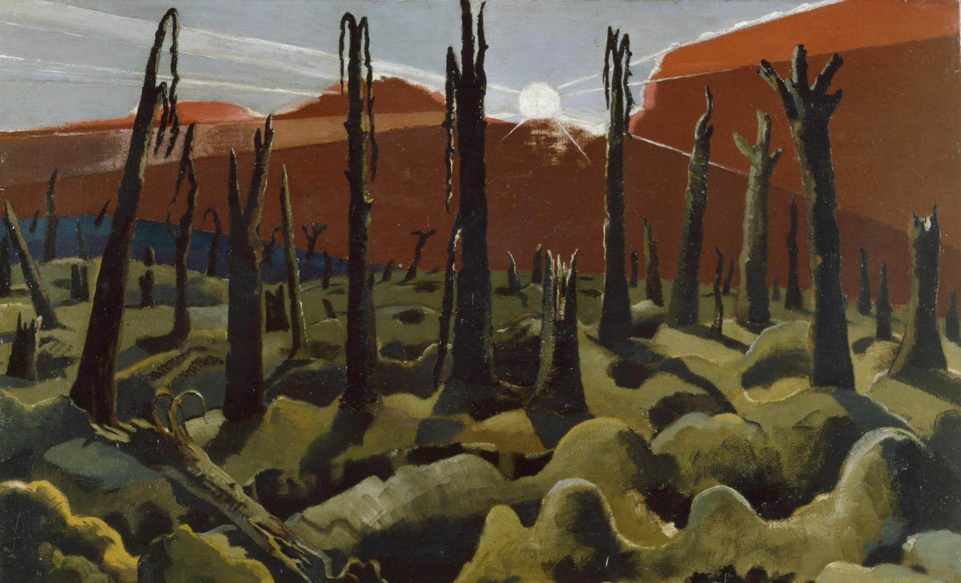 jm hardwood floors illinois of imperial war museums for we are making a new world by paul nash iwm art 1146