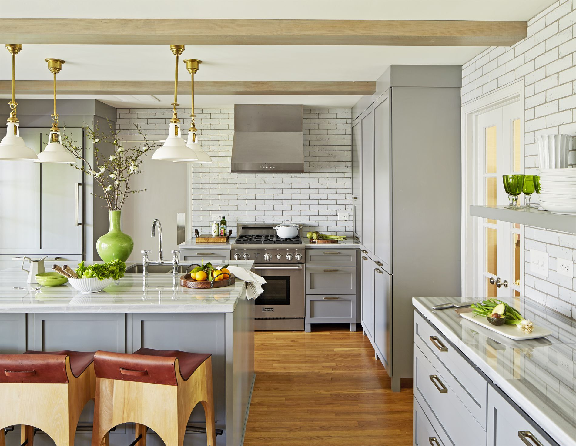 joanna gaines hardwood floor colors of 8 gorgeous kitchen trends that will be huge in 2018 regarding 1483474533 kitchen reinvention beyond greige 0117