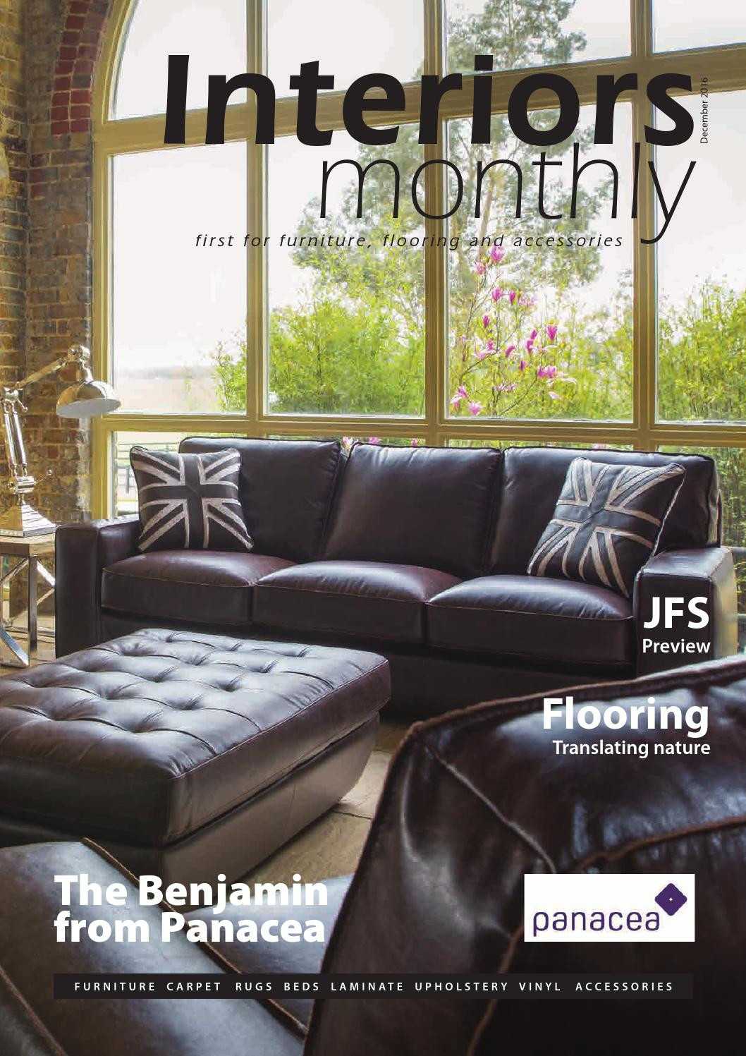 Kahrs Hardwood Flooring Distributors Of Interiors Monthly December by Joanne Paull issuu In Page 1
