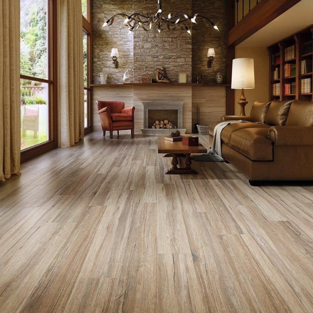 kingsbridge oak hardwood flooring of navarro beige wood plank porcelain tile 9in x 48in 100294875 throughout navarro beige wood plank porcelain tile 9in x 48in 100294875 floor and decor