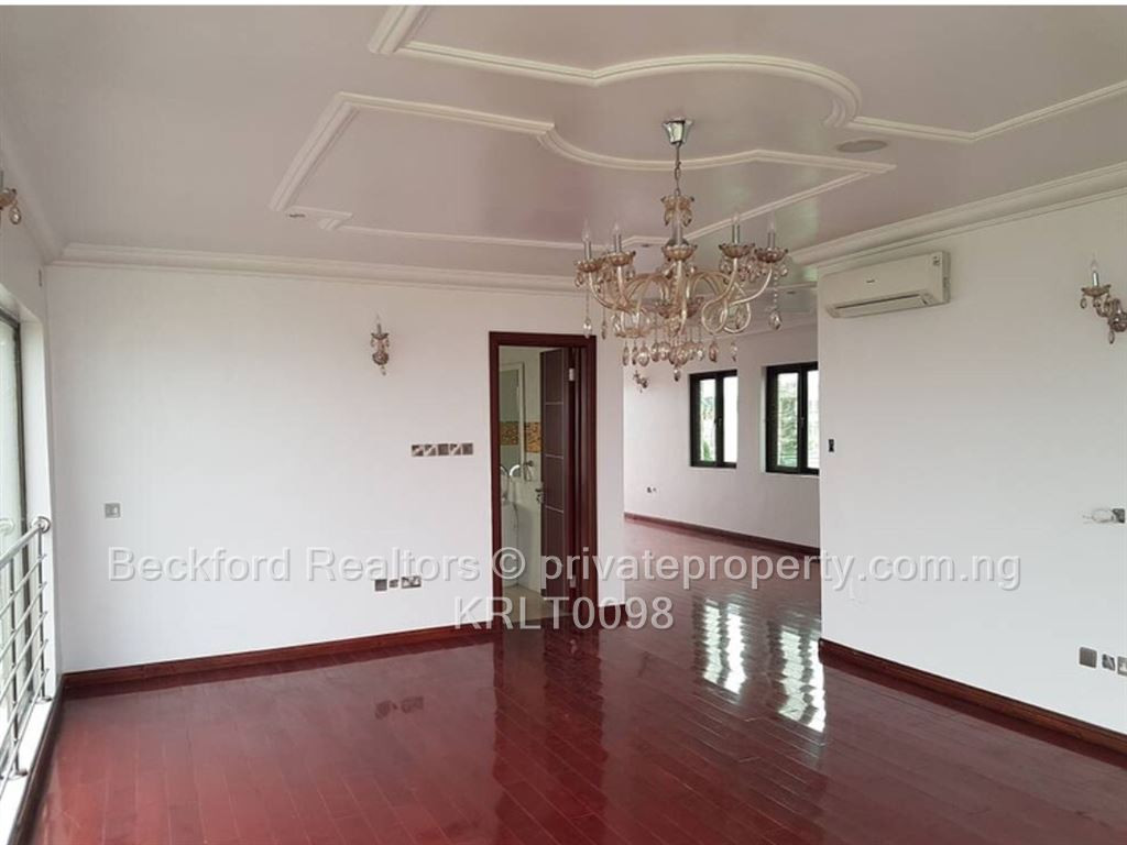 Laminate Flooring Vs Hardwood Resale Value Of 5 Bed Duplex for Sale In Banana island Private Property Intended for Next